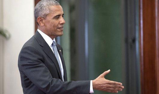 Переговоры Обамы и В. Путина: США назвали условия отмены санкций против Российской Федерации