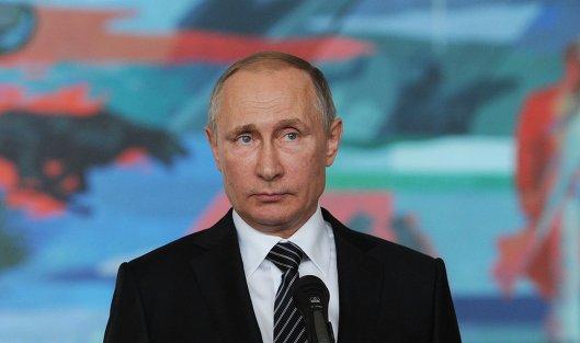 Путин назвал «авансом» результаты выборов в Государственную думу РФ