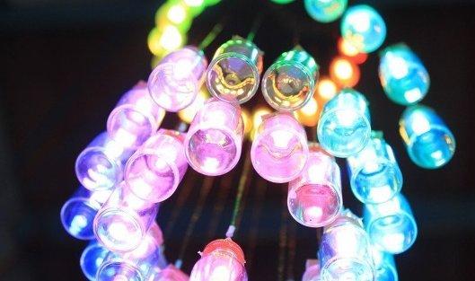 Светодиодные люстры – инновации в осветительных системах
