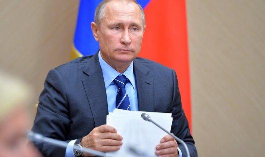 В.Путин предложил освободить отналогов самозанятых жителей на2 года
