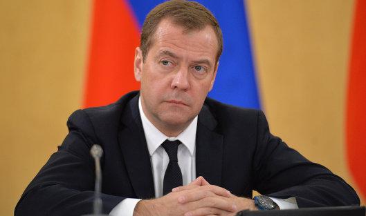 826547141 - Медведев: Пора расстаться с иллюзиям об отмене санкций из-за чужих выборов