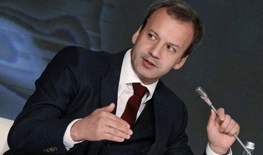 #Заместитель председателя правительства РФ Аркадий Дворкович на Московском урбанистическом форуме
