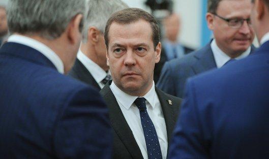 Медведев анонсировал множество новых лиц от«Единой России» вСовФеде