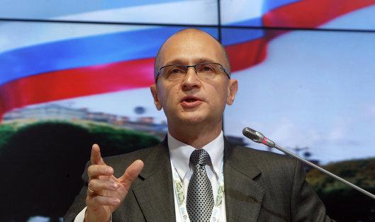 Кириенко сменит Грызлова внаблюдательном совете «Росатома»