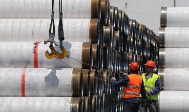 """""""Газпром"""" может увеличить инвестиции в """"Турецкий поток"""" в 2017 г на 50 млрд руб"""