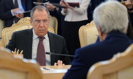 США хотят остановить сотрудничество сРоссией поСирии