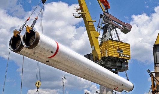 """826592898 - """"Газпром"""" оценивает инвестиции в """"Турецкий поток"""" в 2018 г в 190 млрд руб"""
