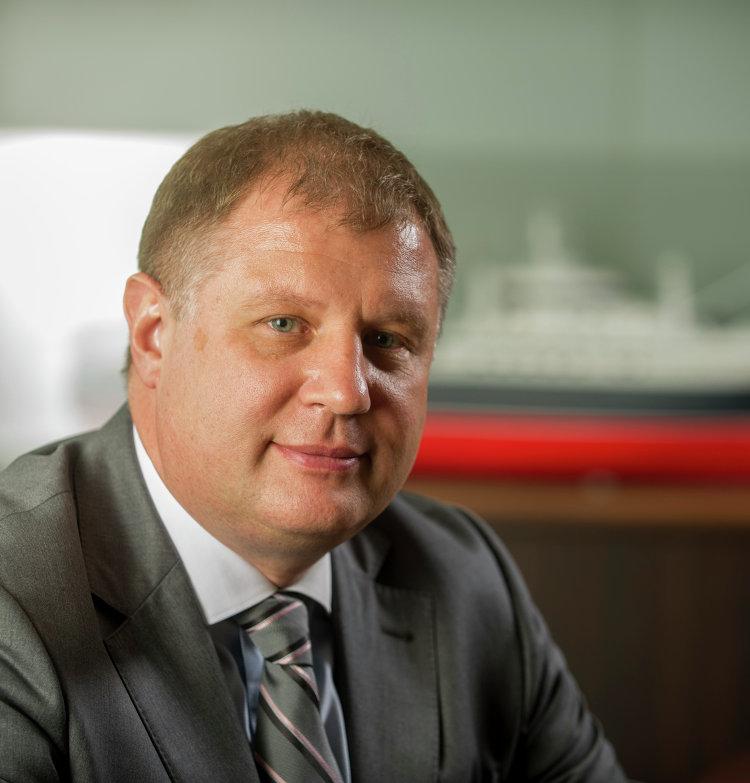 Андрей Тетеркин, Русская рыбопромышленная компания