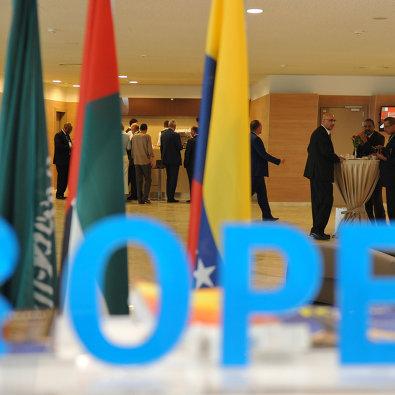 Участники Международного энергетического форума в Алжире. 27 сентября 2016 год