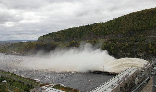 «Русгидро» реализует En+ плотины Ангарских ГЭС