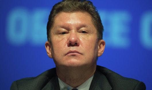 """826638677 - Миллер: Штраф Украины для """"Газпрома"""" могут направить на принудительный отъем газа"""