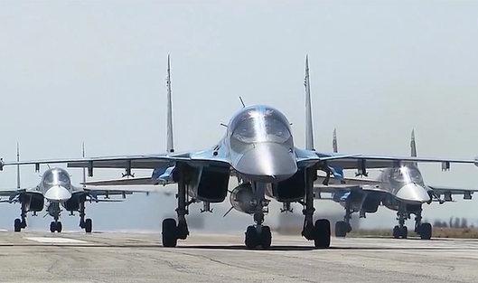 РФиСирия закончили авиаудары поАлеппо