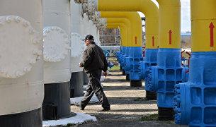 ! Газонасосная станция в Киевской области Украины