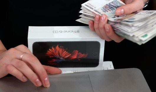 В РФ резко снизились цены нановый iPhone 7