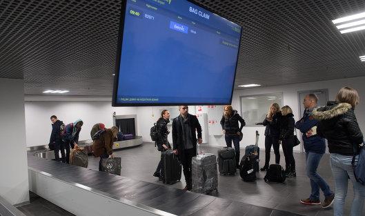 Русские авиакомпании вначале осени снизили транспортировки на3,9%