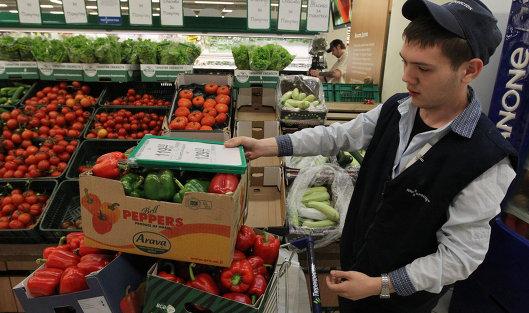 Из-за увеличения цен напродукты вРФ вдвое увеличилась инфляция