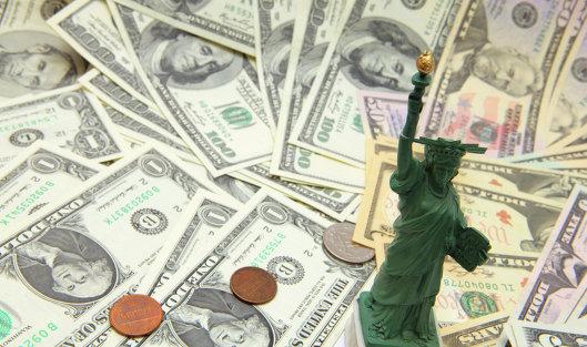 826812160 - Китай уступил Японии статус крупнейшего кредитора США в октябре
