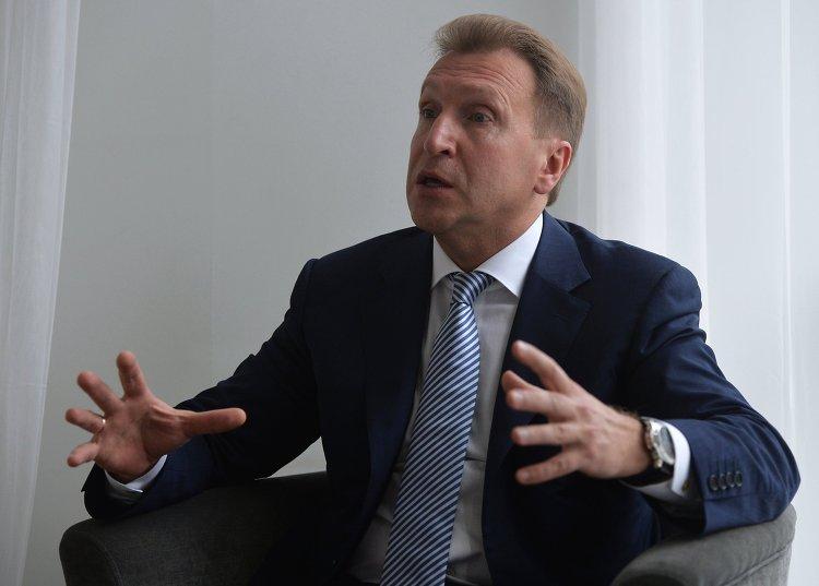Премьер-министр Игорь Шувалов