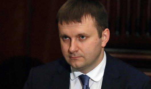 #Министр экономического развития РФ Максим Орешкин