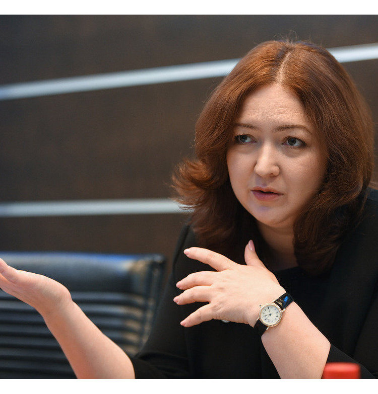 Ирина Кривошеева, Альфа-капитал