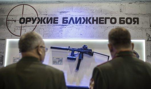 826890029 - Российские производители оружия наращивают бизнес за счет госзаказов