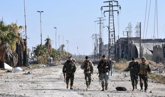 Стало известно окрупном прорыве войск Асада— Бои заАлеппо