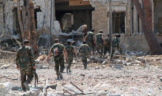 826904176 - Восстановление Сирии оценили в $180 млрд