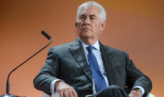 826920368 - СМИ: Трамп выбрал госсекретарем США главу ExxonMobil Тиллерсона