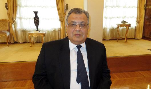 Посол России в Турции умер после покушения
