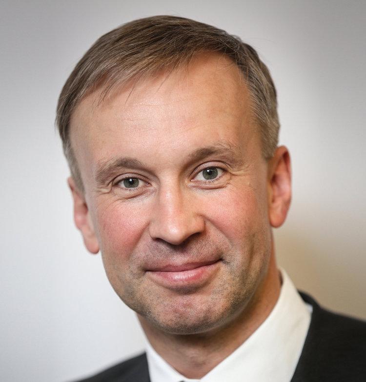 Исполняющий обязанности руководителя Sberbank CIB Игорь Буланцев