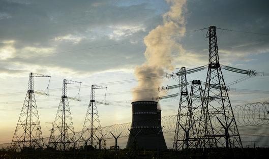Насалик: Украина построит завод попроизводству ядерного топлива