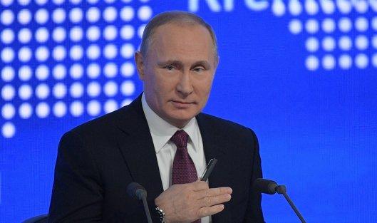 826972860 - Путин не разговаривал с Улюкаевым перед задержанием