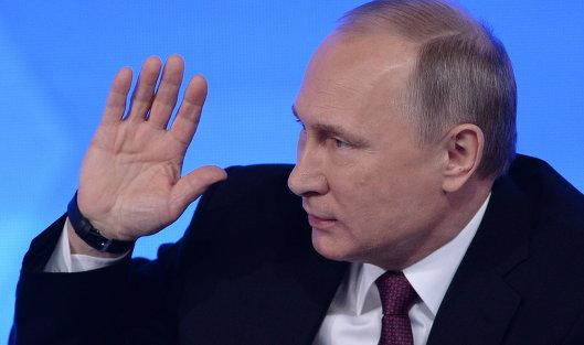 Мынебудем высылать дипломатов вответ напровокацию Обамы— Путин