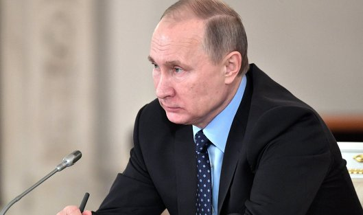 Путин: Ежегодный вред отплохой экологии варьируется от6 до15% ВВП