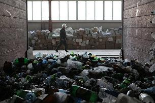 Работа мусороперерабатывающего завода в Сочи