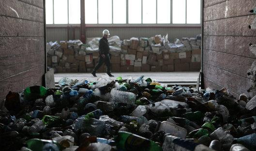 #Работа мусороперерабатывающего завода в Сочи