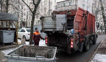 Контроль за мусором возложат на население и ГЛОНАСС