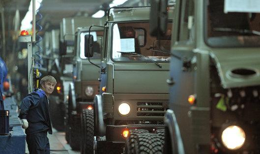 827011996 - Российский рынок новых LCV вырос на 12% в январе