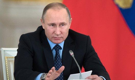 Путин призвал прокуроров защищать бизнес отдавления ипроверок