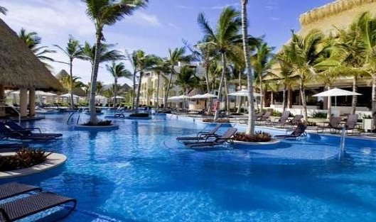 Отель Moon Palace Casino, Golf & Spa Resort, ставший Hard Rock Hotel & Casino Punta Cana