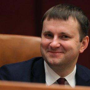 Орешкин: Инфляция в РФ в апреле в годовом выражении может составить 4,3%