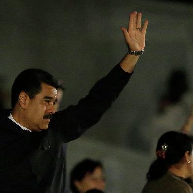 #Николас Мадуро