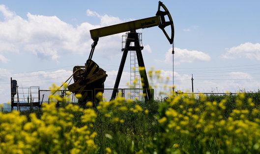 Добыча нефти в Российской Федерации летом непревысила майскую