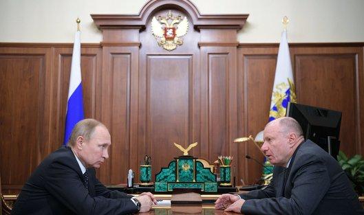Путин поручил «Норникелю» ивластям Красноярского края решить кадровые проблемы