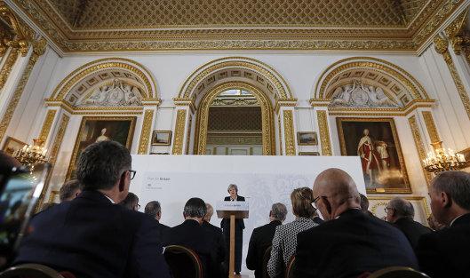 Палата общин парламента Великобритании одобрила законодательный проект оBrexit