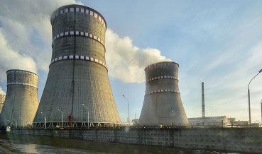 Энергоблок отключился на Курской АЭС из-за возгорания трансформатора