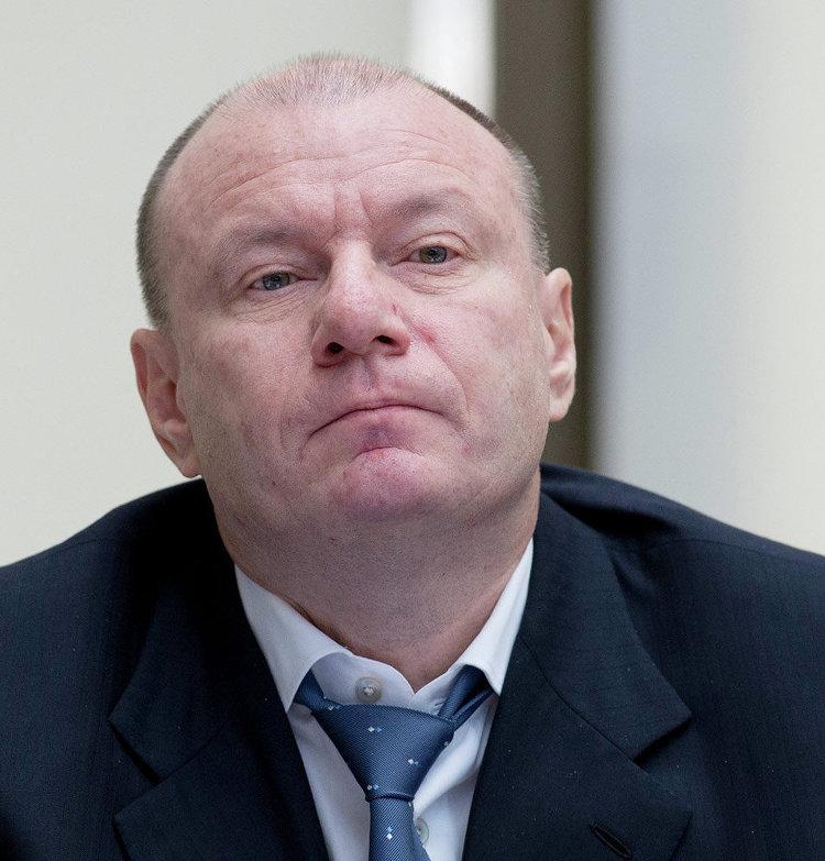 """Президент управляющей компании """"Интеррос"""" Владимир Потанин"""