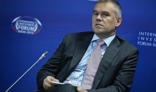Заместитель председателя Банка России Василий Поздышев