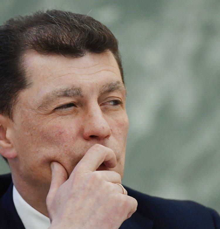 Максим Топилин на совместном заседании коллегий генпрокуратуры РФ и минтруда РФ
