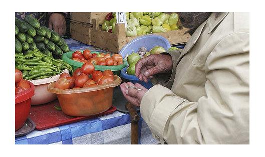Большинство граждан России сообщили оросте цен напродукты впоследние месяцы